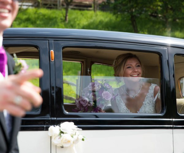 Fun Natural Wedding Photography in Sussex