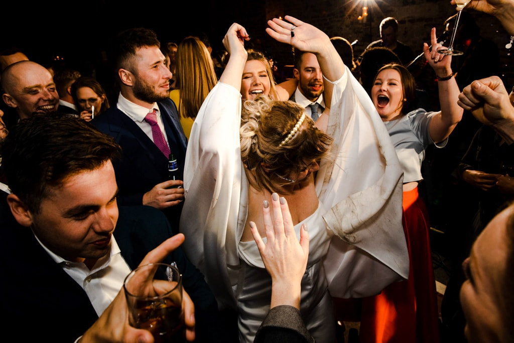 Anne of Cleves Barn Essex Wedding Photographer 174